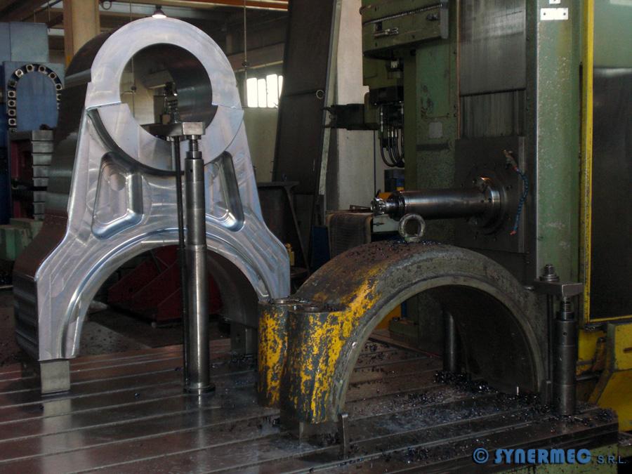 Fornitura completa biella per pressa meccanica